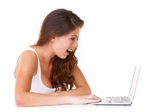 Women Seeking Men through Online Dating Site